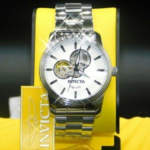 FIRM PRICE-Invicta automatic stainless watch